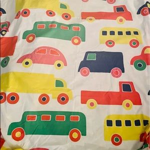 Vintage marimekko twin sheet and pillowcase
